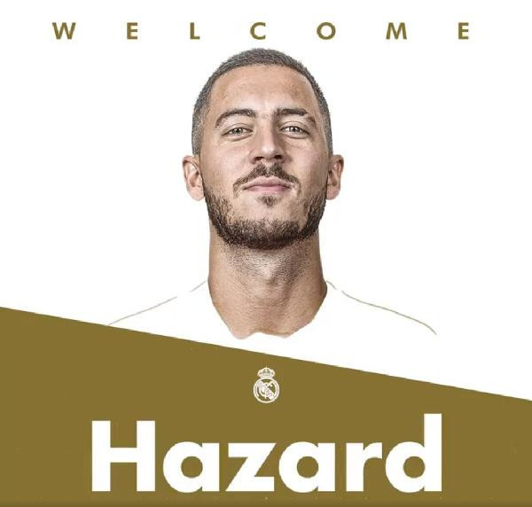Son dakika! Real Madrid'ten yılın transferi: Eden Hazard