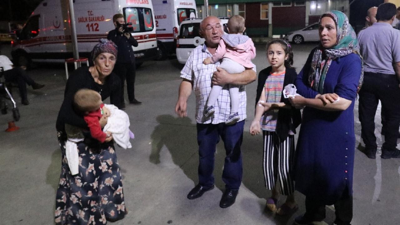 Fenalaşan hastaneye koştu: 231 kişi