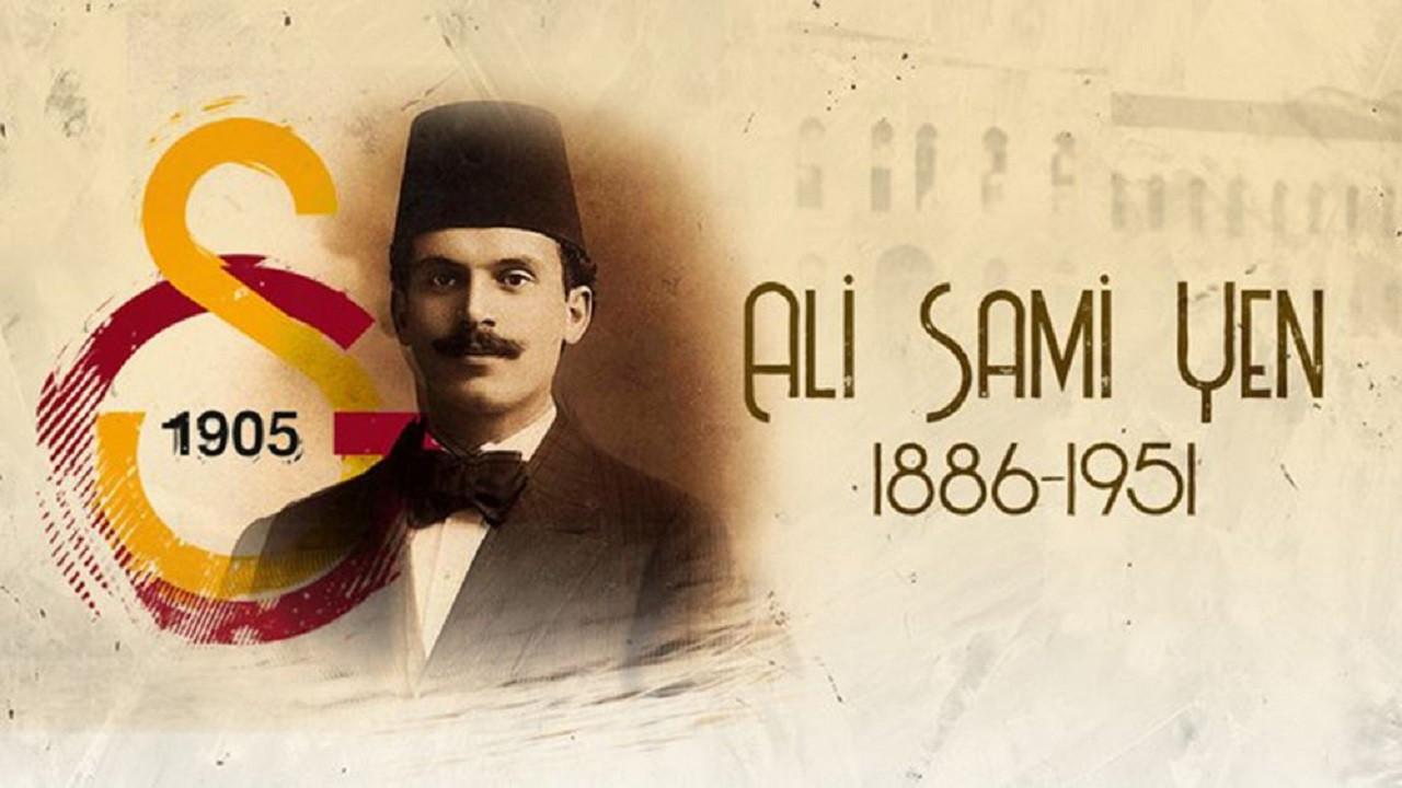 Ali Sami Yen kabri başında anıldı