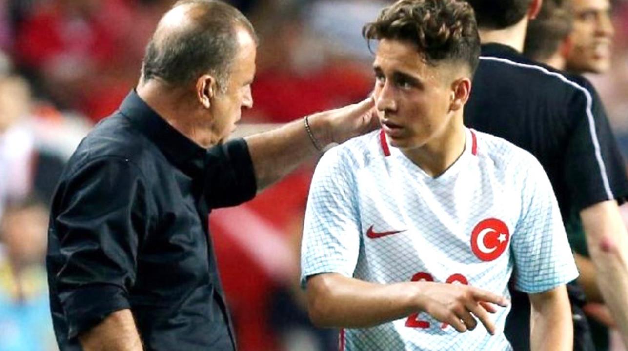 Galatasaray Emre Mor ile prensipte anlaştı