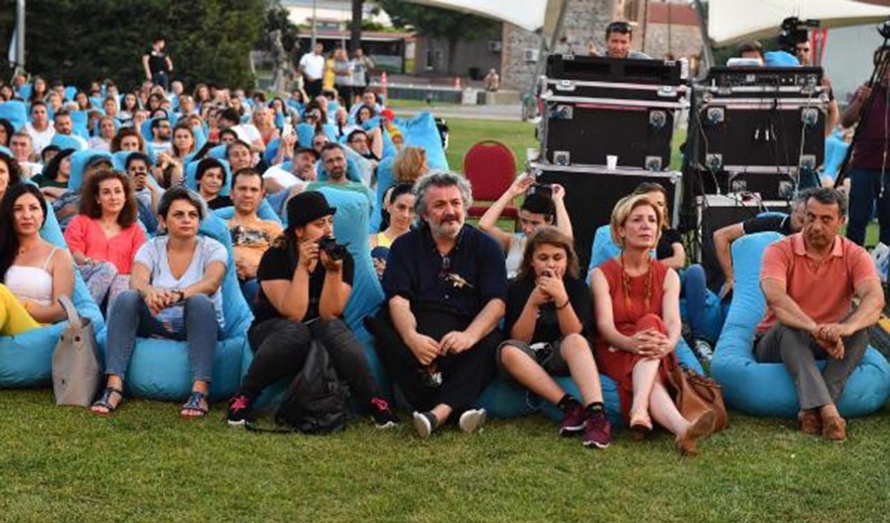 Resim sanatının usta ismi Devrim Erbil'in 60'ncı sanat yılı kutlandı
