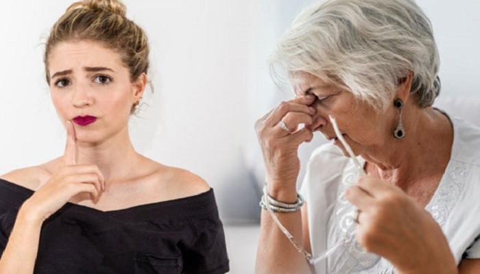 Konuşurken sıklıkla şey demek Alzheimer belirtisi olabilir
