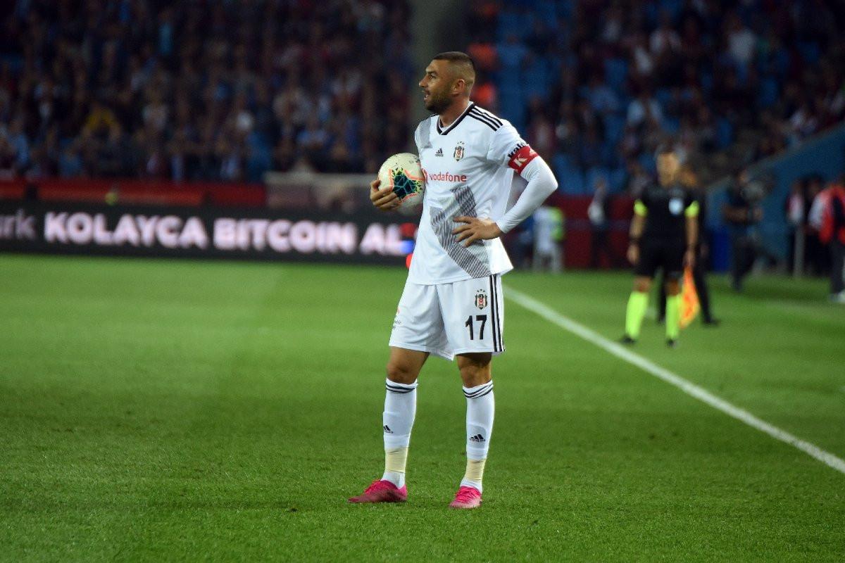 Trabzonspor'a farklı yenilen Beşiktaş yönetiminden ilk açıklama: Şoktayız!