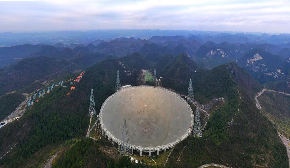 Çin'in gökyüzündeki gözü çalışmalara başladı