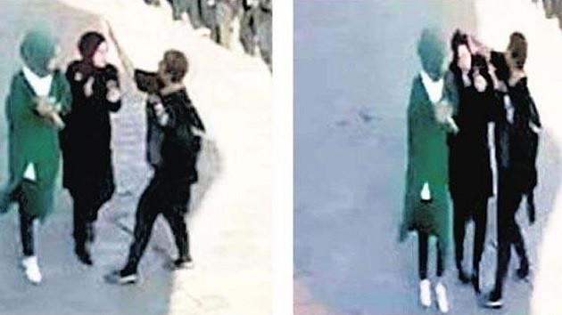Başörtülü kızlara saldırı davası: Karşı tarafı FETÖ yapılanması içinde görüyorum