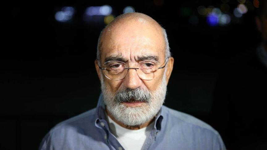 İstinaf mahkemesi Ahmet Altan'ın 5 yıl 11 aylık hapis cezalarını onadı