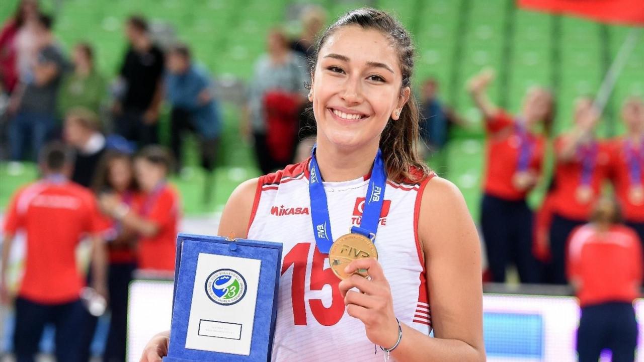 A Milli voleybolcu Hande Baladın: Olimpiyatlar için hazır hissediyoruz