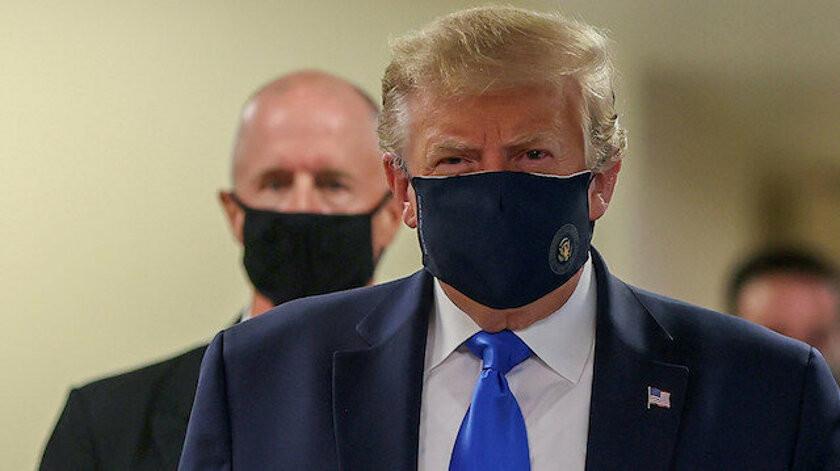 Koronaya yakalanan Trump'ın son durumu