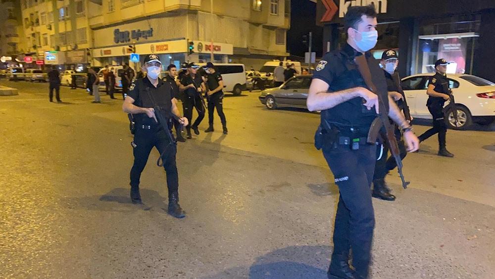 İskenderun'da teröristlerle çatışma: Emniyet Müdür Yardımcısı yaralı