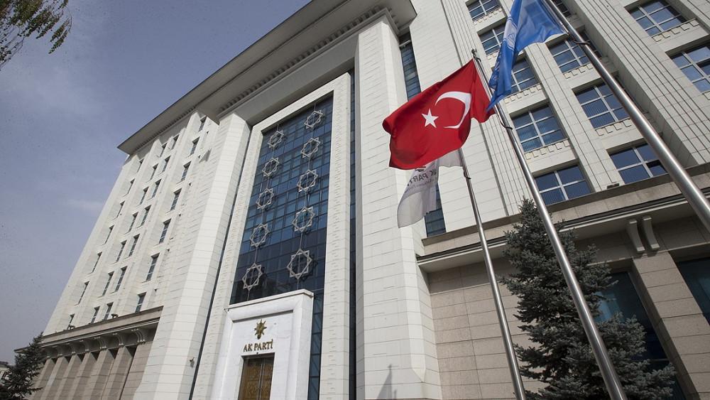 Cumhurbaşkanı Erdoğan, AKP milletvekilleriyle bir araya geldi