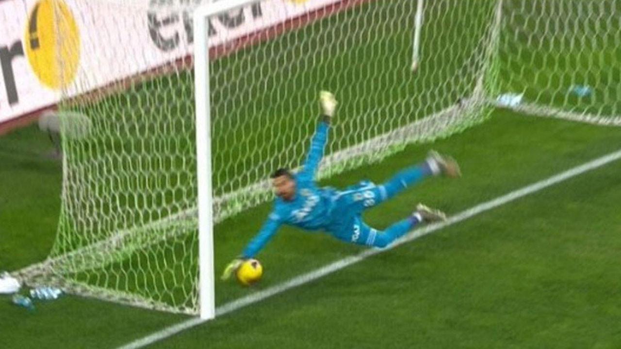 Konyaspor'dan gol göndermesi