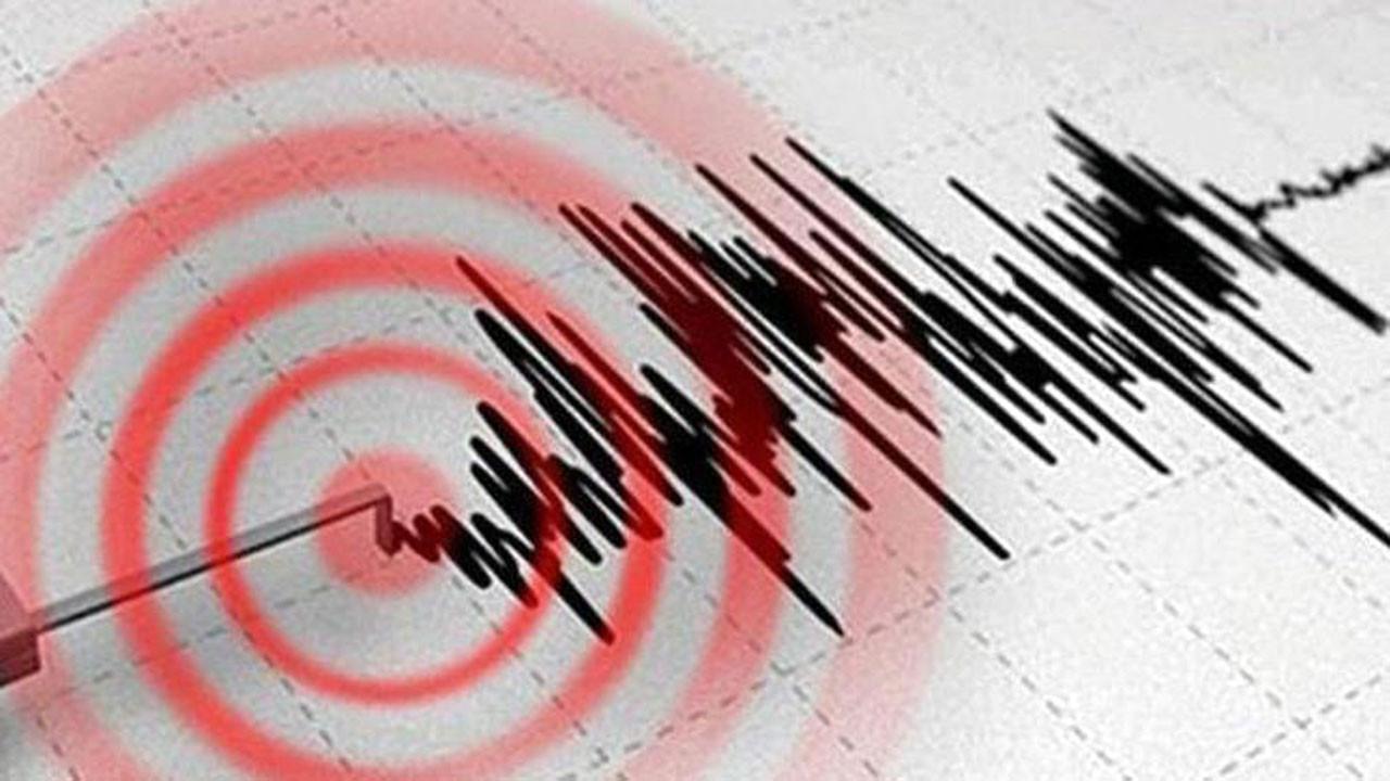 Elazığ'da 5.0 büyüklüğünde deprem