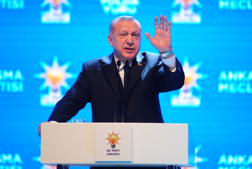 Erdoğan'dan AB'ye rest: Artık paranızı da istemiyoruz