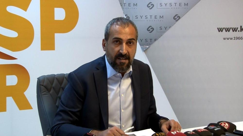Kayserispor'dan yayıncı kuruluş Bein Sports'a flaş çağrı
