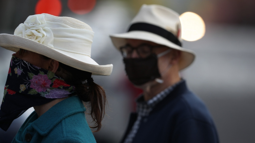 New York'ta koronavirüs vaka sayısı 200 bini geçti