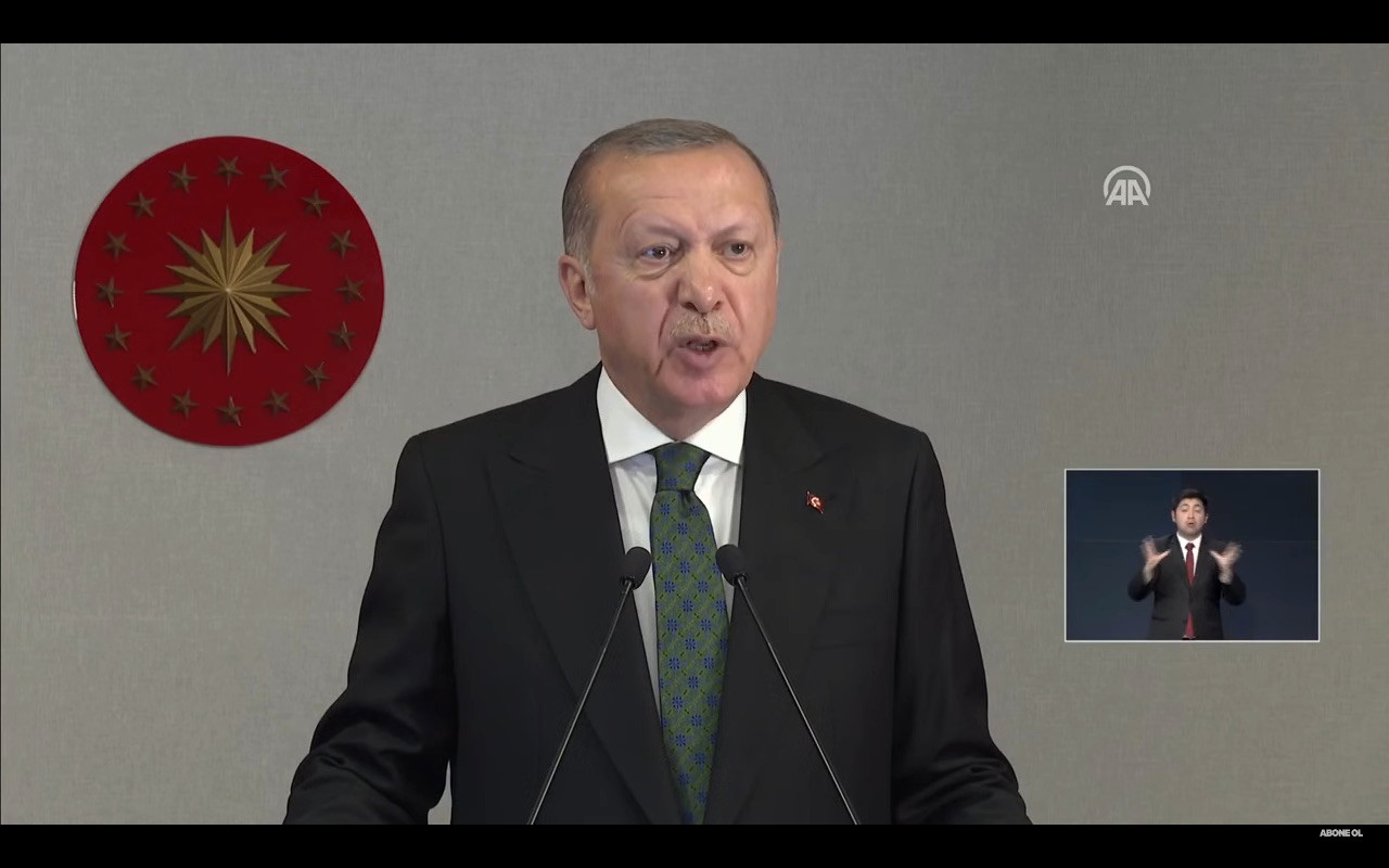 Erdoğan'dan Diyanet İşleri Başkanı Ali Erbaş hakkında flaş açıklama