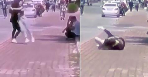 42 gün sonra kavuşan 2 genç kızın görüntüsü sosyal medyayı salladı