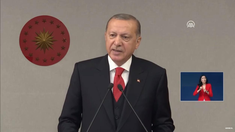 Erdoğan'dan flaş açıklama: Bayramda 81 ilde sokağa çıkmak yasak