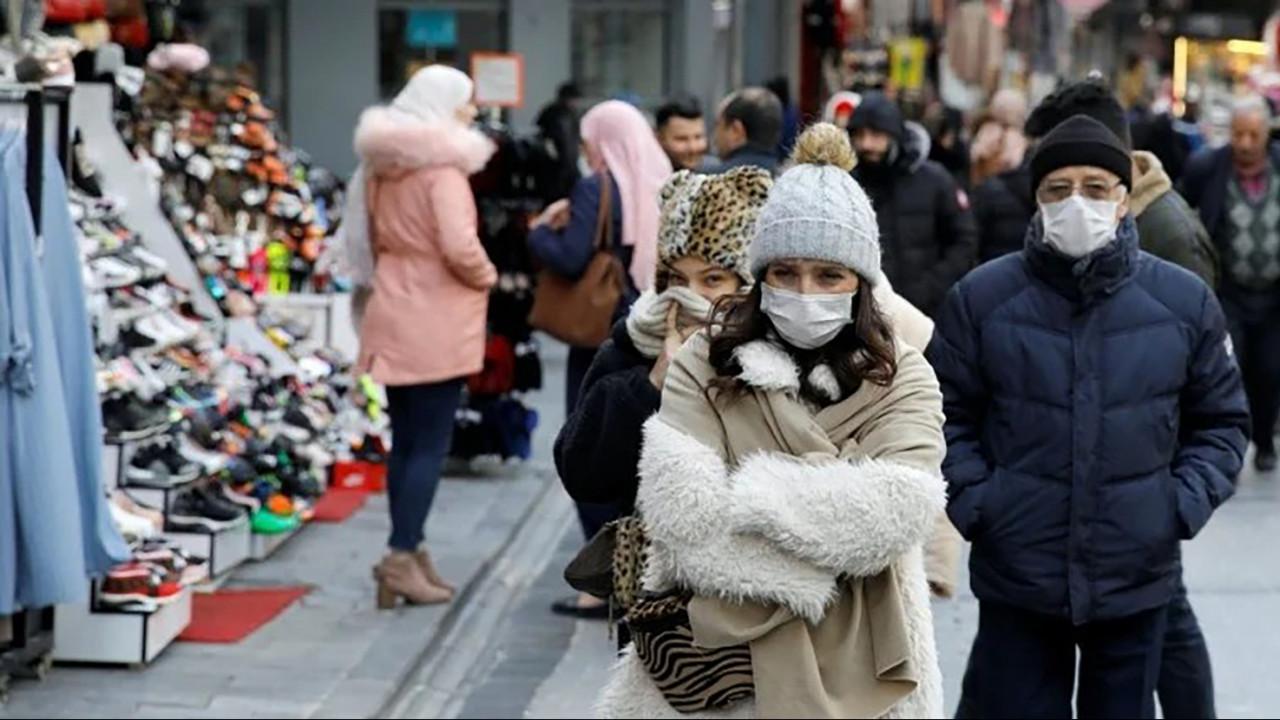 İstanbul'da maskesiz sokağa çıkmak yasaklandı