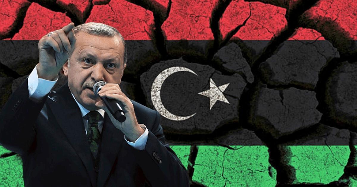 Le Figaro'dan olay manşet: Libya'nın Sultanı Erdoğan