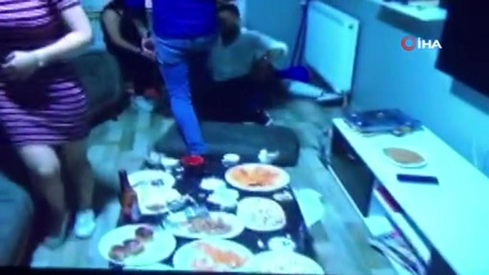 Evde doğumgünü partisi ve meyhaneye korona baskını: 116 Bin 550 TL ceza