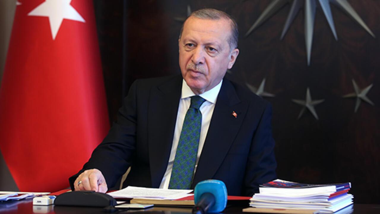 Erdoğan'ın sosyal medya sözlerine Saraydan açıklama