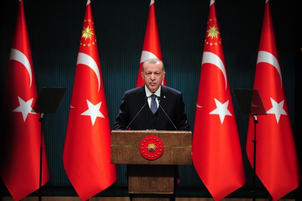 Erdoğan: 15 Temmuz ülkemizi işgal girişimiydi