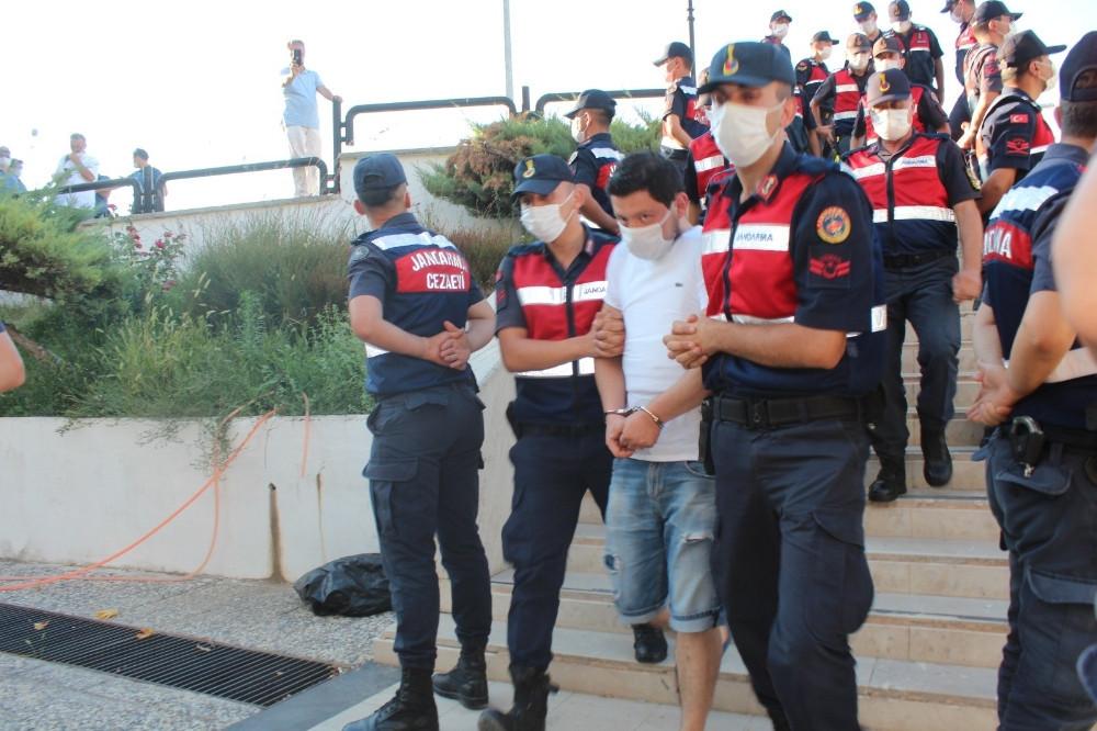 Pınar Gültekin'in katil zanlısı adliyeye sevk edildi