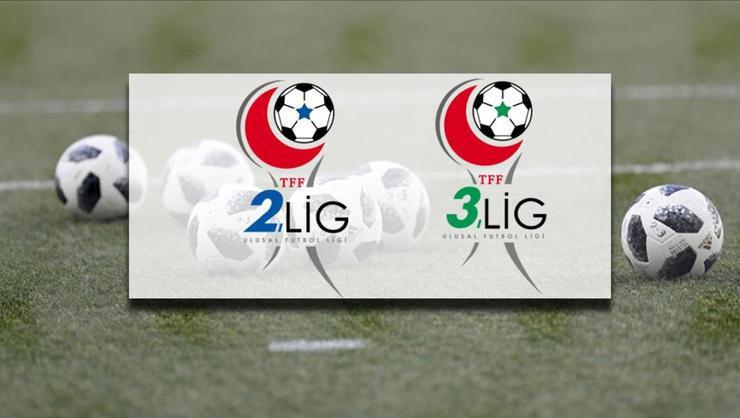 TFF 2. Lig ve 3. Lig şampiyonları açıklandı