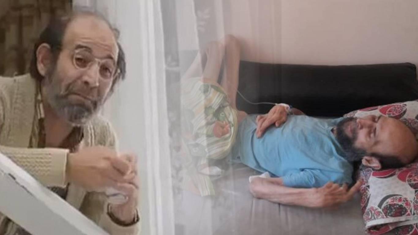 Bizimkiler dizisinin Cemil'i Uğurtan Sayıner hastaneye kaldırıldı