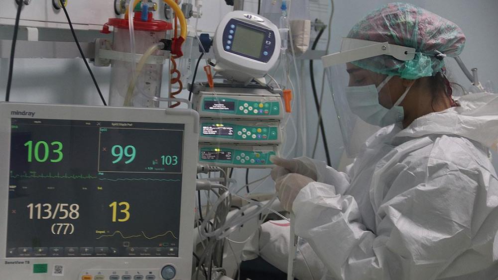 Son 24 Saatte Koronavirüsten 347 Kişi Hayatını Kaybetti